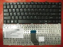 US version laptop keyboard for HASEE HP840/SW8 Black color