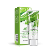 OEM/ODM BIOAQUA Moisturizing Aloe Vera Gel For Skin Care with Oil Control and Remove Blackhead Cream
