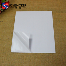 115 / 80 gsm self adhesive high gloss cast coated release paper for printing labels