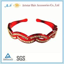 Artstar girls rhinestone elegant hairband wholesale
