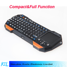 2015 gaming Ultra Thin bluetooth mini Touchpad Keyboard for Windows, Android, iOS, OS X Devices Xiaomi 5,Huawei mate8