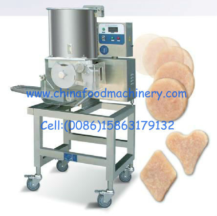 Automatic Rice Burger Equipment
