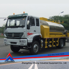 Low Price Asphalt Spray head Truck
