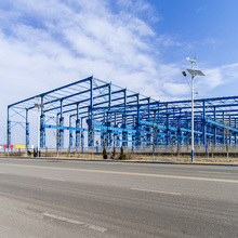 Chinese Professional Factory Lightweight Steel Structure Buildings Shed