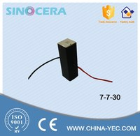 150V piezoelectric stack actuator