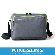 Newest 15.6inch shoulder laptop bag,neoprene picnic bag with shoulder straps
