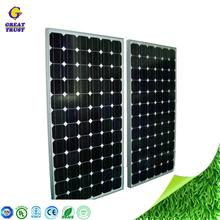 New design 140w solar panel made in China