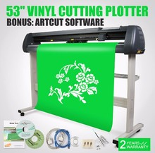 High Stability advanced drawing arithmetic cutter plotter apparel cutting plotter