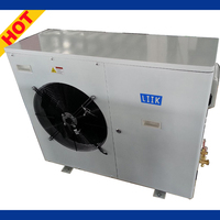 Low noise Tecumseh hermetic compressor condensing unit