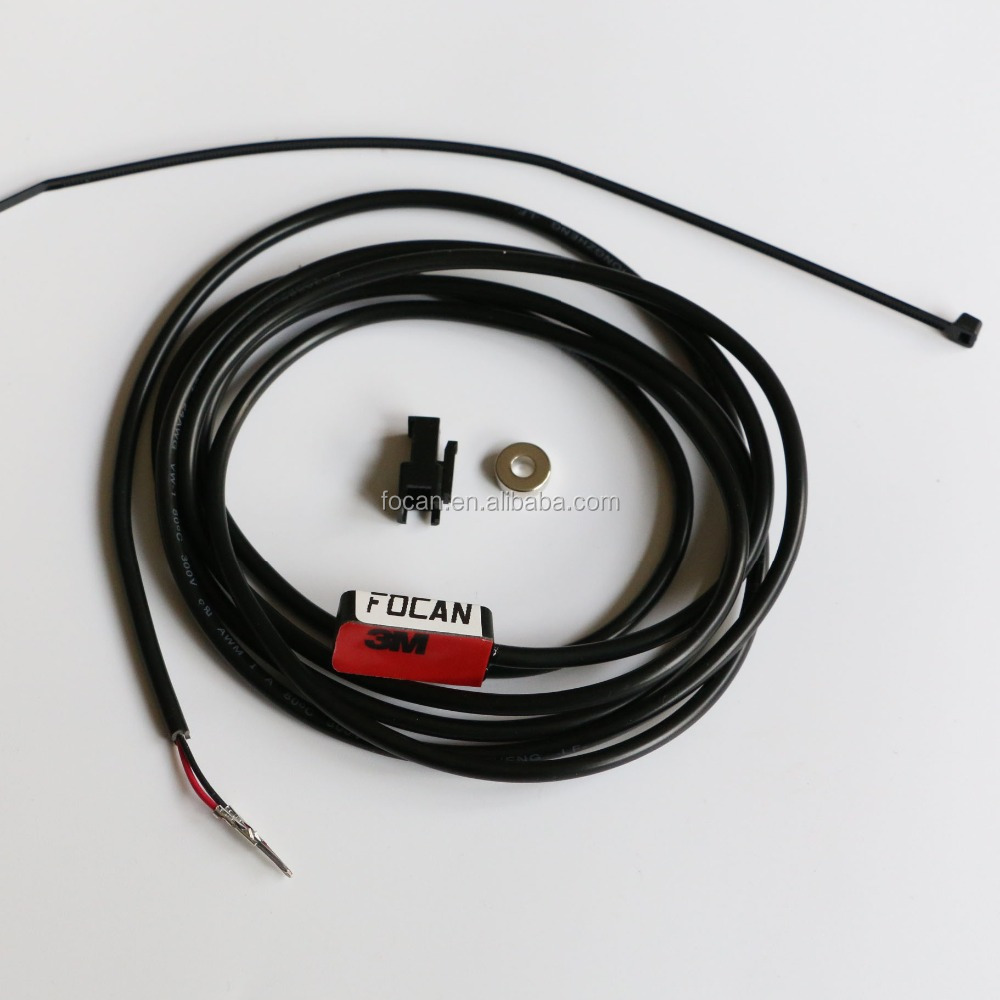 Electric bicycle brake sensor