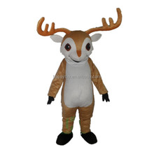 Animal Santa Claus Christmas Deer reindeer Mascot Costume