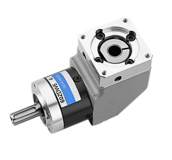 Powerful 90 Angle Degree Hydraulic Motor Planetary Gearbox
