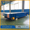 Indurstrail rail interbay transfer equipment for pipe transportation