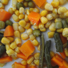 canned mix vegetable manufacturer 425g good quality