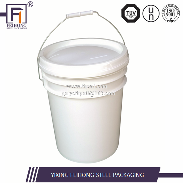 custom printing cheap 20 liter plastic containers for chemical