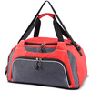 Promotional outdoor good quality Polyester duffel travel sport bag