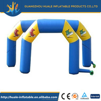 2016 High quality cheap customized inflatable sports arch for sale