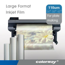 inkjet transparent film hot for 1000i printer hp 5010