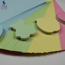Cheap ream colored copy paper printer paper for scrapbook and memo
