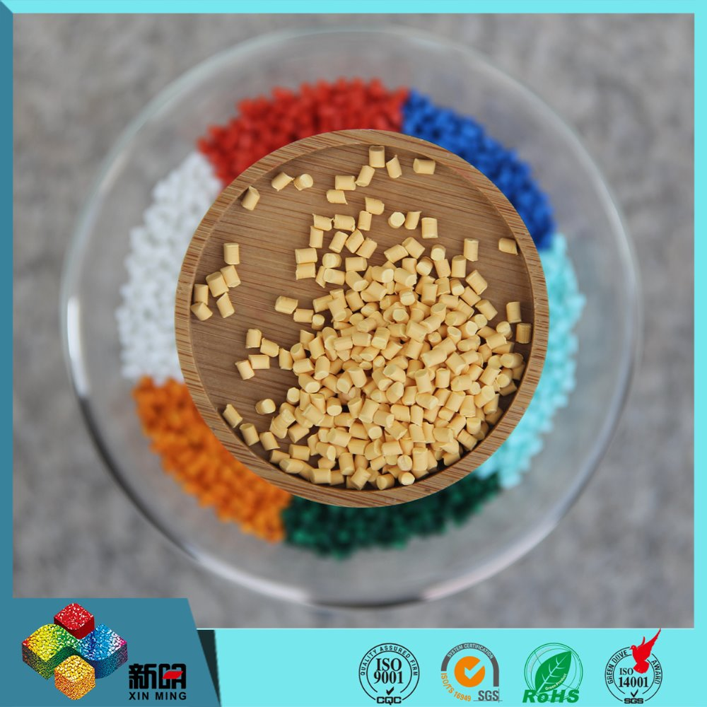 Plastic color masterbatch for ABS products
