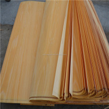 4*4 1.2mm 1.5mm beech wood veneer face veneer/rubber wood sawn timber