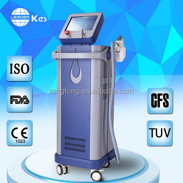 2015 New professional diode laser 808 for hair removal permanently