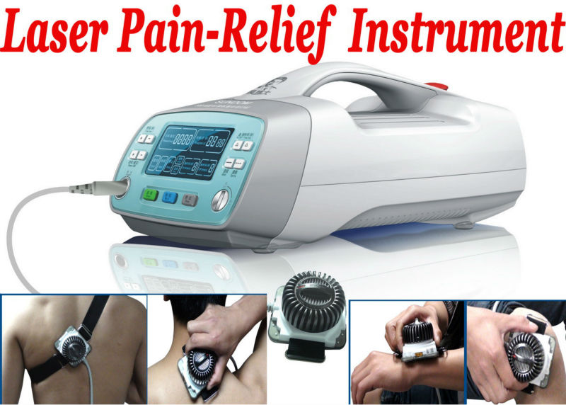 2016 NEW Handheld Soft Laser Pain Relief Therapy, Sport Injury, Acne, Burns, Wounds