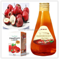 Factory Wholesale Hawthorn Berry Essence Hawthorn Extract Sweet And Sour Hawthorn Flavour