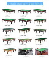 12ft international wood snooker table, cheap billiard snooker table
