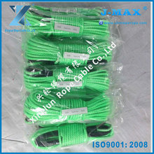 J-MAX 12 strand lime green synthetic winch ropes for sale