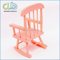 Custom Wood Children rocking Chair
