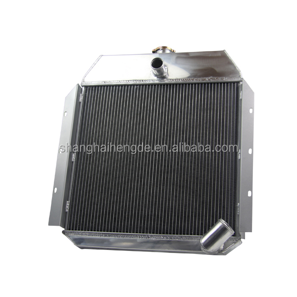 ALUMIUM AUTO RADIATOR FOR JAGUAR mark II