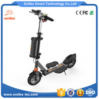 Premium Two Wheels 8 Inch Self Balancing Electric Scooter Portable Foldable Mini Electric Bike