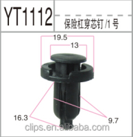 Professional manufacturer of plastic clips for auto parts fasteners