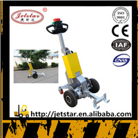 China Jetstar 1000kg Electric Tow Mover Tractor Truck