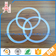 Colorful silicone customized size rubber washer