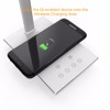 Hot Selling Sensitive Touch LED Table Lamp QI Wireless Charger for iPhone X