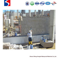 China Long Life Cementitious Capillary Crystalline Waterproofing