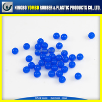 molded silicone small ball