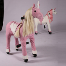 Funny toys!!!rocking horse for adults, rides mechanical funny horse, inflatable horse adults
