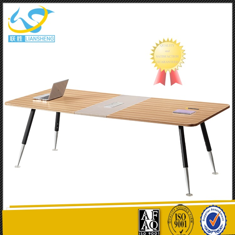 Melamine Meeting Table / Office Conference Table / Long Desk