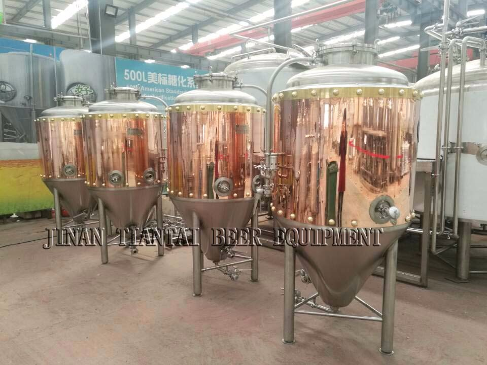 Overseas Service CE Brewery Equipment Draft