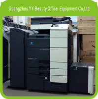 Good working High Quality Used Copiers Printer Machine For Konica Minolta Bizhub C554 C454 C654 C754 photocopiers
