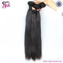 20 inch 12 pieces straight human hair wholesale price virgin brazilian human hair weave cheap unprocessed human hair extensions