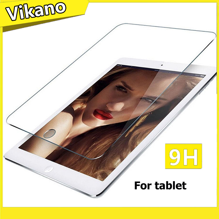 High Quality 9H Super Hard Tempered Glass Screen Protector For iPad Air