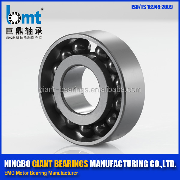 6301 High precision P5 P6 Single row deep groove ball bearings