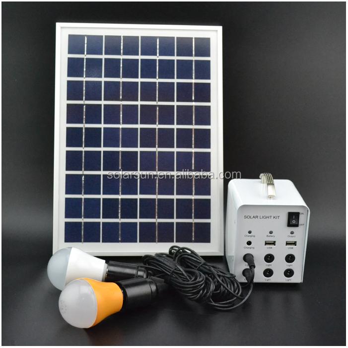 Portable Solar Interior Lights Buy Power Solar Portable Solar Power Home Lighting System Kit