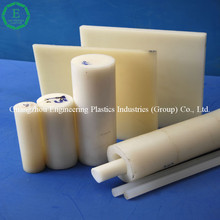 Excellent physical properties plastic pvdf rod 100% virgin material PVDF sheet