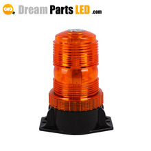 Wholesale Rotating led amber strobe forklift warning Beacon with Magnet base and warning buzzer optional