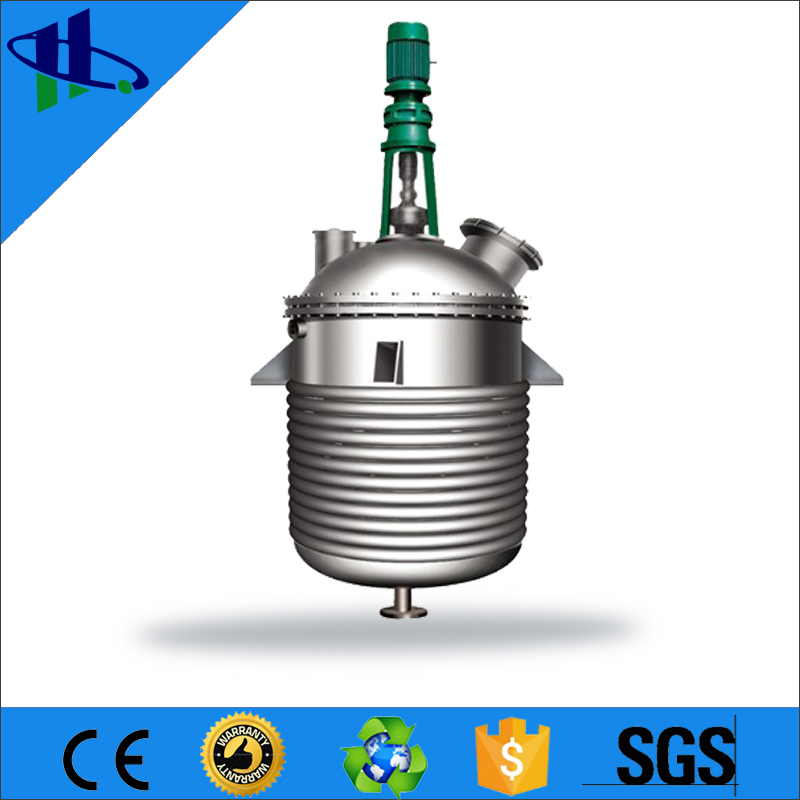 Industrial Stainless Steel Coil pipe reactor